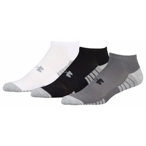 Medias Under Armour Tri-pack No Show Comb Hombre - Sporting