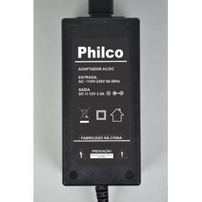 Fonte Para Tv E Monitor Philco 12v 3,5a Nova