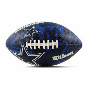 Balon Futbol Americano Dallas Cowboys De Hule en Mercado Libre México 4e6bea09a65