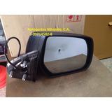 Espejo Retrovisor Negro Eléctrico Para Mazda Bt50 Original