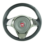 Volante Fiat Grand Siena Com Comandos De Som Palio Siena Uno