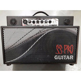 Ss Pro 30 Amplificador A Bateria Pàra Guitarra Y Voz 30w 2x6