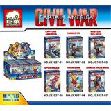 Juguete Lego Armable Super Heroes Minecraft Ninjago Avenger