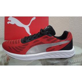 1c71c24e92aa5f Meto Puma Mujer - Tenis Rojo en Mercado Libre México