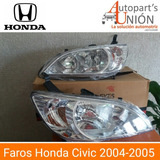 Faro Honda Civic 2004/2005