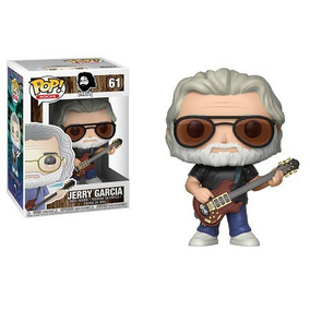 Boneco Funko Pop - Jerry Garcia
