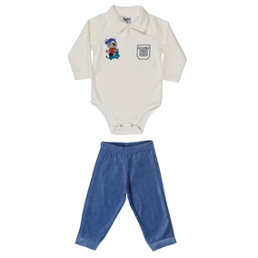 Body E Short - Conjuntos Infantis no Mercado Livre Brasil 944fb04cebabc