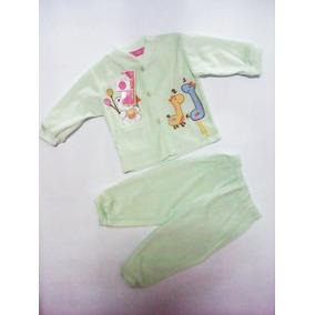 Ropa Para Bebes Pijamas Piel De Durazno Para Niñas