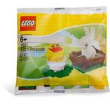 Juguete Lego Temporada Ubicada Conejito Y Polluelo Bagged (