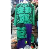 Disfraz Increible Hulk. Cotillon Chirimbolos