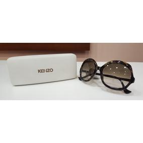 4e07a8b8634db ... Nina Ricci   3236 03 Acetato Vermelho · Outlet  óculos De Sol Kenzo   3141 Acetato Lente Marrom Claro