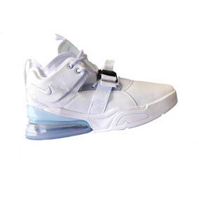 82ec9ab03d390 Nike Air Force Valvula - Tenis Nike Hombres de Hombre Blanco en ...