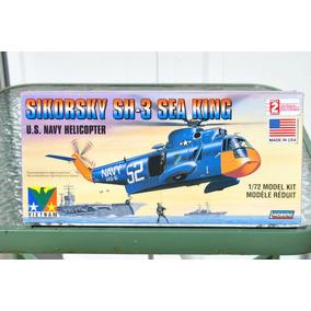 Helicopeto Para Armar Sikorky