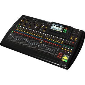 Mesa De Som Behringer Digital X32 Full Com Nf E Garantia