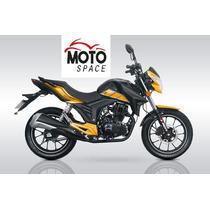 Motocicleta Carabela R6 2017. Modelo Nuevo 200cc. Credito