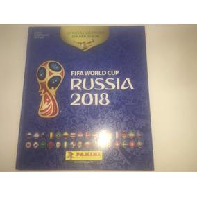 Apenas Um Álbum Original Da Copa Do Mundo Na Rússia 2018