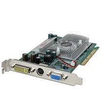 Placa De Video 256 Mb Agp- Nvidia 5200