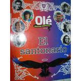 Libro Revista El Santonario San Lorenzo Edicion Diario Ole
