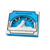 Juego De Duyas 6 Puntas Adaptador De Plastico
