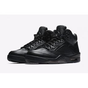 Air Jordan 5 negro