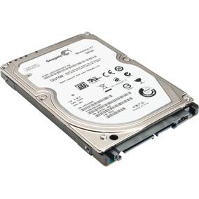 Disco Duro De Laptop Seagate 320gb 2.5 5400rpm Nuevo 0 Horas