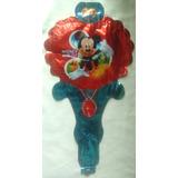 Globo De Mickey 53 Cm Tipo Bate. Decoraciones Fiestas
