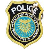 Chaveiro Patch Distintivo Policia Civil Depto. Segurança Eu