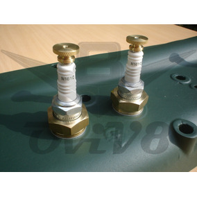 Ford Modelo A 1928 1929 1930 1931 - Adaptadores Bujias 14mm