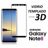 Vidrio Templado 3d Full Cover Samsung Galaxy Note 8 Rosario