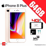 Iphone 7 8rom Plus Nuevos Sellado! Garantía Envio Gratisl!!