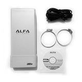 Alfa Ubdo-gt8 Long Range Outdoor Wifi Usb Adapter With Dish