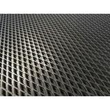 Lámina Perforada Acero Inox Abertura 11x22mm 1x0.5mt C/18