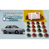 Gomas Valvulas Toyota Corolla 1.6 1.8 Sky Avila Araya