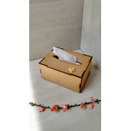 Porta Pañuelos Tissue -corte Láser- Precio Promo!!