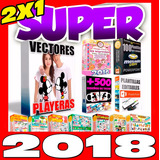 Vectores Leyendas Todos Los Kits Combo Full Playeras Tazas3