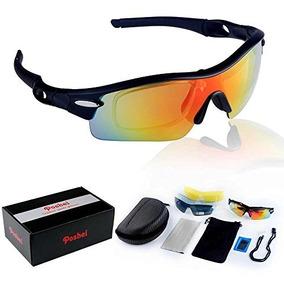 Óculos Poshei 5 Lentes, Proteção Uv, Infra-vermelho Original