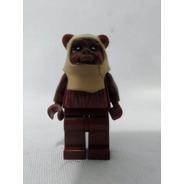Ewok Paploo Piernas Cambiadas Lego Star Wars Original