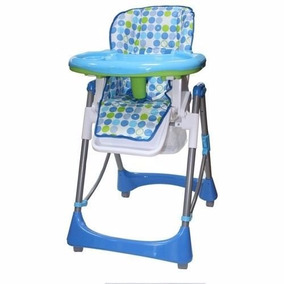 Silla De Comer Kiddy Supper Reclinado Alturas Posiciones