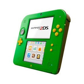 Console Nintendo 2ds Verde Zelda Edition