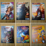 Lote Promocional 3 Revistas Level Up !