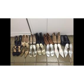 Sapatos Diversas Marcas N.37/38 Femininos