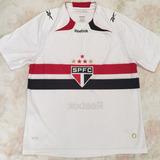 Camisa Reebok São Paulo Home 2010 M Nova Original Fn1608
