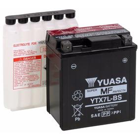 Bateria Yuasa Ytx7l-bs Twister-cb300-falcon-tornado-original