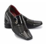 Sapato Social Masculino Em Verniz