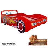 Camas Para Niños Modelos Cars - Rayo Mcqueen - Exclusiva