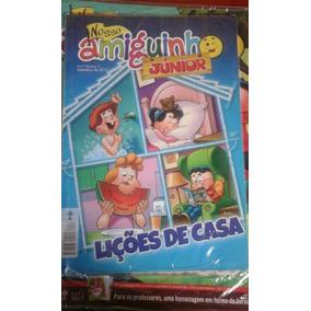 Revista Nosso Amiguinho Júnior Ano F N 3 Set 2015