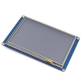 Tela Lcd Nextion 5 Tft 800×480 Touch Para Arduino
