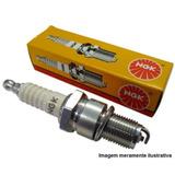 Vela De Ignição Dafra Smart 125 Desde 2010 Cr7hsa Ngk