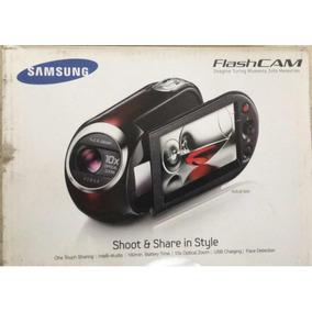 Filmadora Camara De Video Samsung Zoom Óptico X10