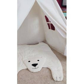 Acolchado, Alfombra Infantil De Polar